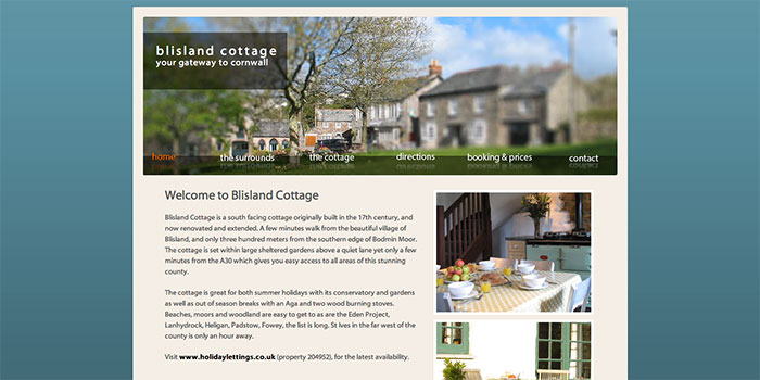 blisland cottage